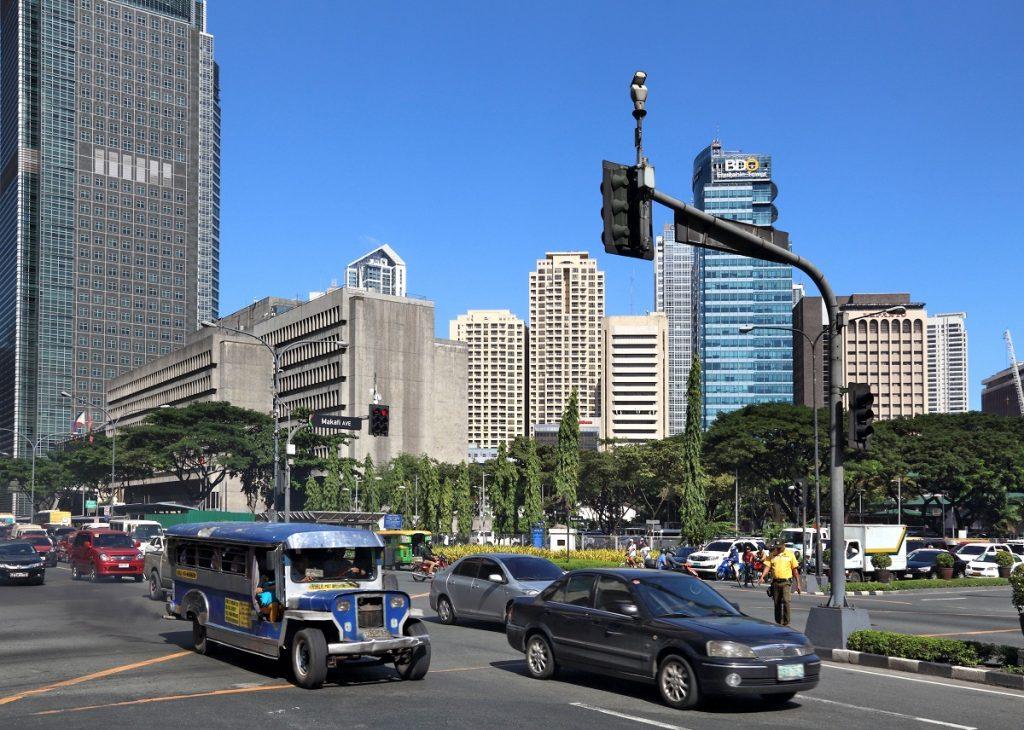 Manila road