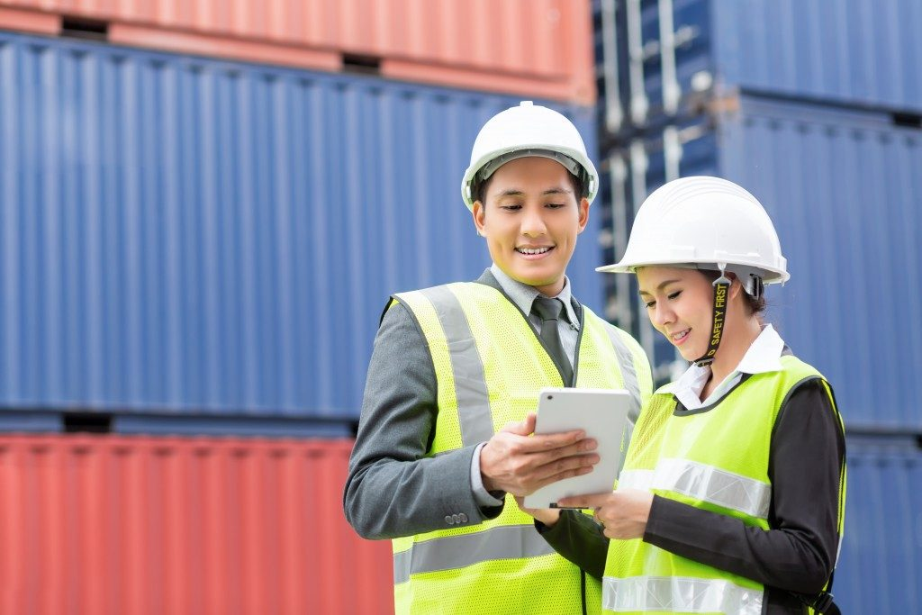 Logistics and Material Handling Industries