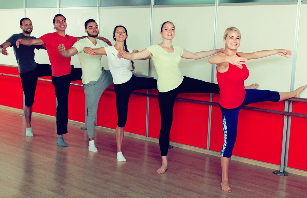 Stretching the Limits of Athleticism: Rhythmic Gymnastics