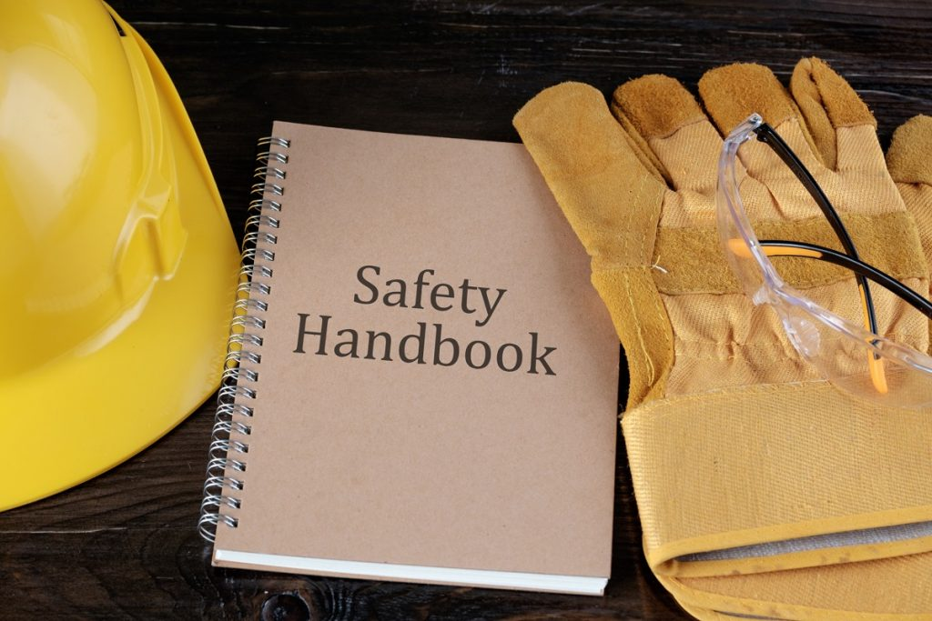 worklace safety handbook