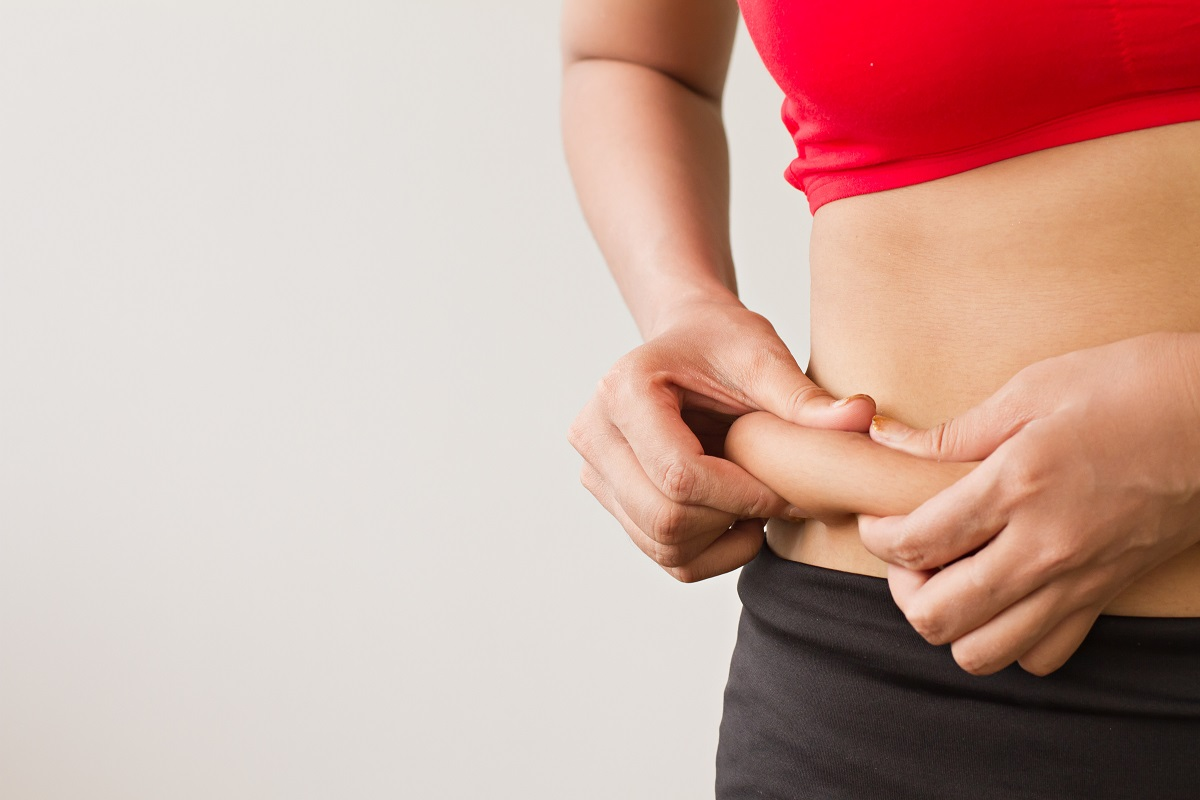 Do You Hate Belly Fat But Don't Like Working Out? Here's What You Should Do